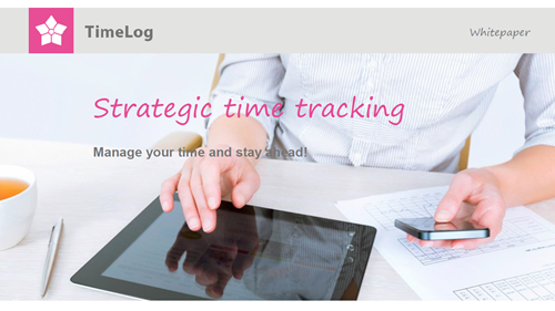 Strategic time tracking